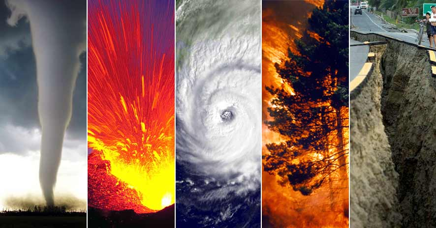 Quick Thinking and Natural Disasters