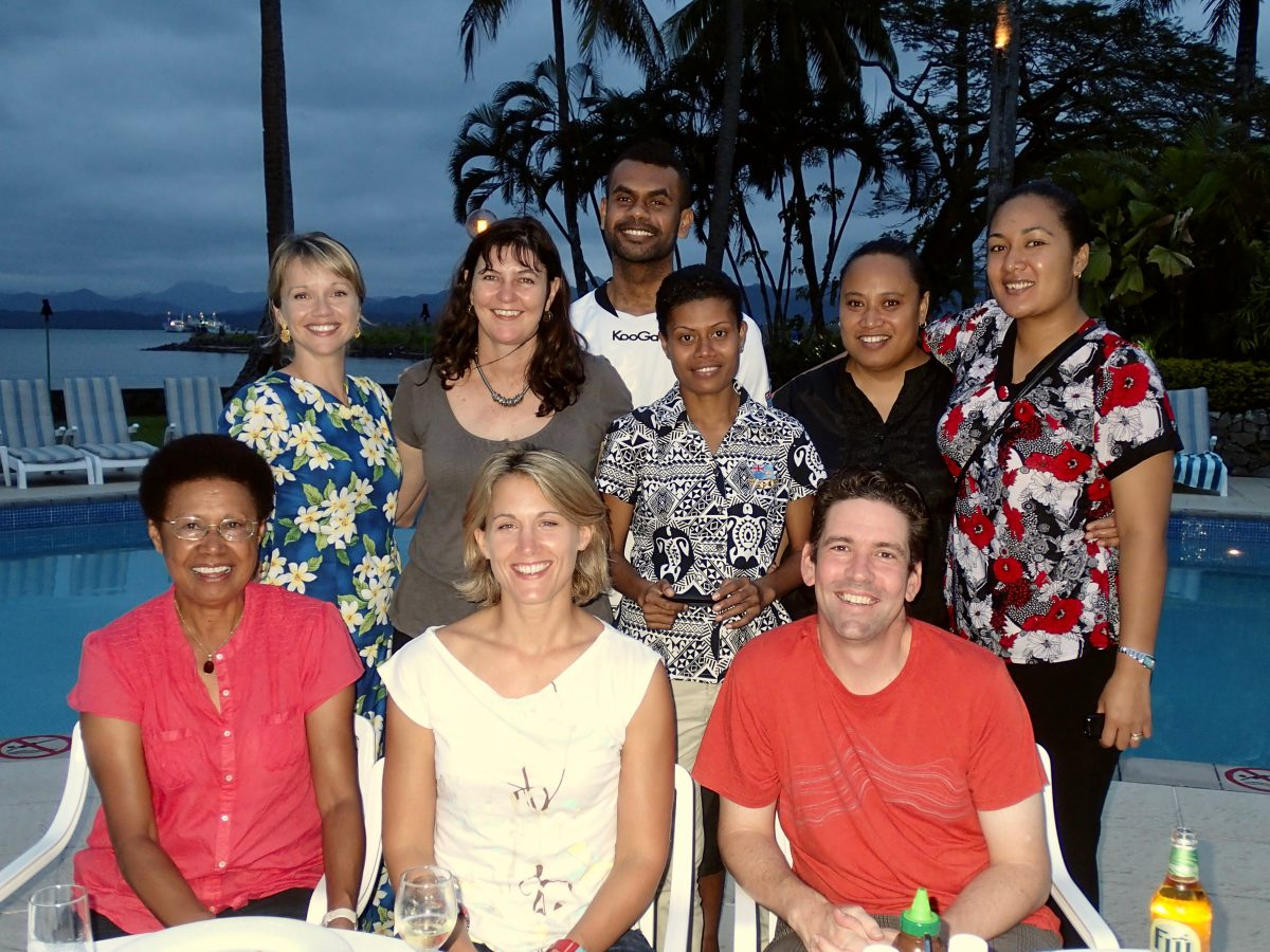 Day-to-Day Living in Suva c.2012